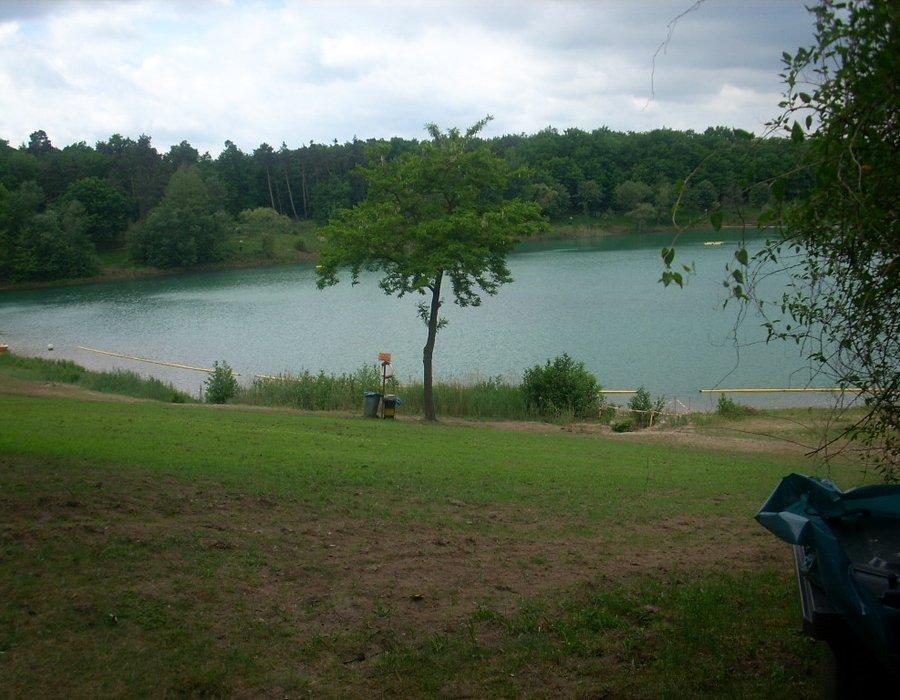 Fotos vom Waldsee Raunheim | Seen.de