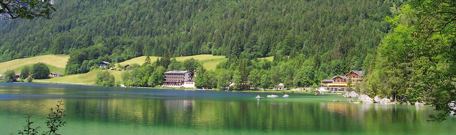 Hintersee Headmotiv
