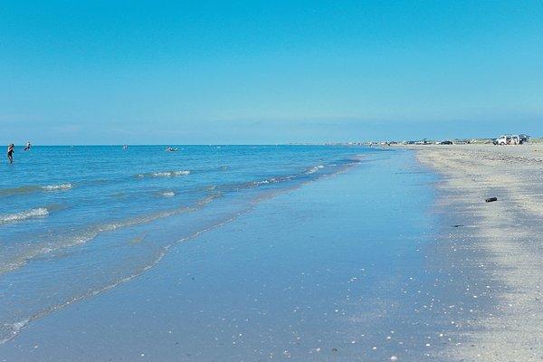 skandinavische fkk strand