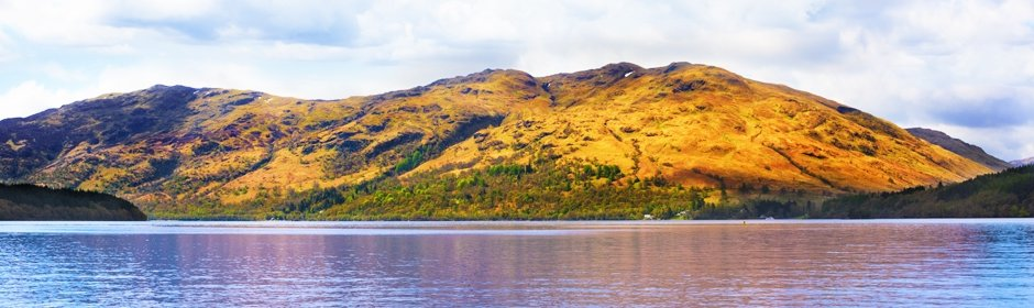 Loch Lomond Headmotiv