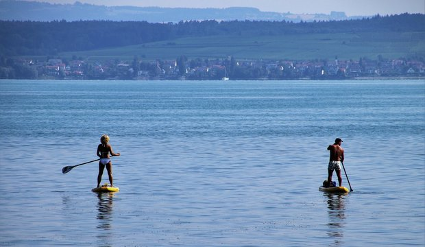 Stand Up Padding Bodensee