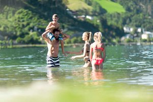 Familienhotels am See