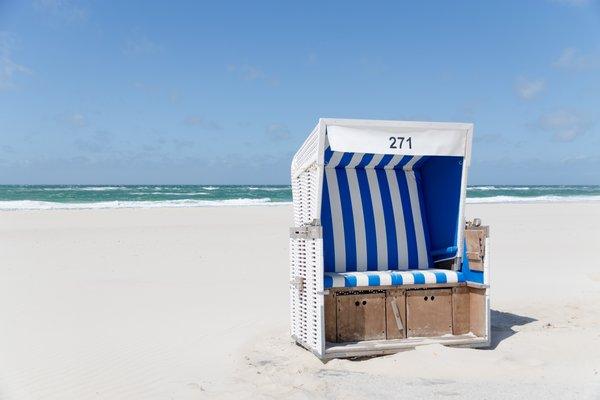 fkk strand dusche