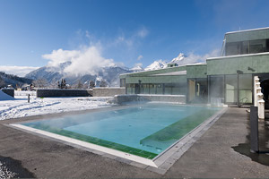 Hotels mit SPA oder Wellness