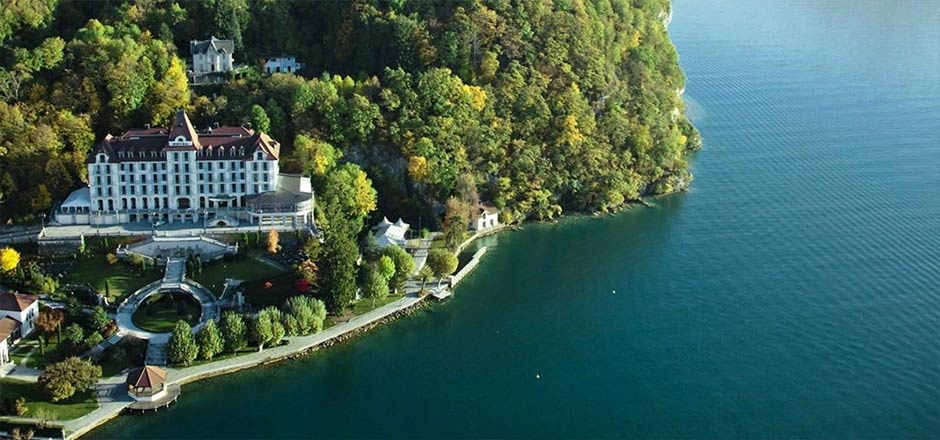 Top Hotels am Lac d'Annecy